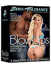 Blow Ups Cuckold Black Male & White Female Love Doll