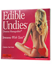 Edible Undies Female Pink Champagne