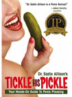 Tickle His Pickle Book